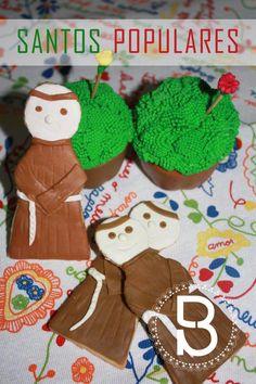 Santos Populares 2012 Gingerbread Cookies, Lifestyle, Lisbon, Porto, Fiestas, Saints, Ideas, Gingerbread Cupcakes