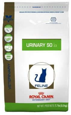 Royal Canin Veterinary Diet Feline (SO) Olfactory Urinary - 7.7lb