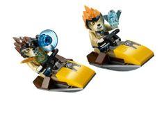 LEGO Chima Cragger Command Ship 70006   Multi City Toys  List Price: $79.99 Discount: $18.09 Sale Price: $61.90