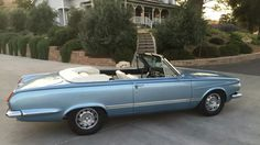 1964 Plymouth Valiant Signet convertible