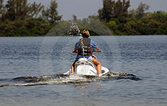 Jet Skiing is Popular in Sarasota and All Over the Gulf Coast.  Do you Jet Ski?