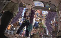 Oh god wie cute xD One Piece Ship, One Piece Ace, One Piece Luffy, Blade Runner, Blue Chicken, Anime One Piece, Phoenix, One Peace, Kaichou Wa Maid Sama