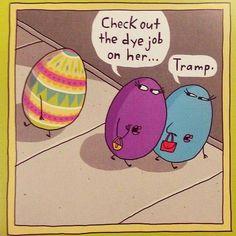 Easter egg funny