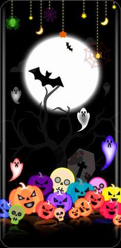 Spooky Halloween Pictures, Halloween Horror, Cute Halloween, Halloween Cards, Halloween Themes, Halloween Decorations, Halloween 2019, Halloween Stuff, Halloween Pumpkins