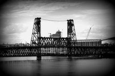 Portland, Oregon Bridge