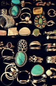 vintage rings I thing my MOM has one