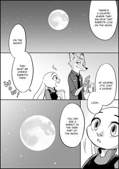 The moon and the rabbit. Page 3