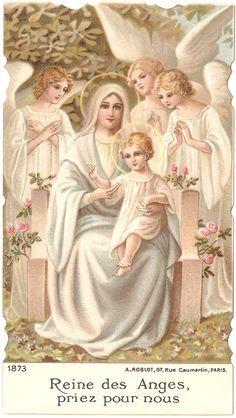 jaculatórias holy cards - Pesquisa Google