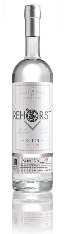 Rehorst Gin | Great Lakes Distillery, Milwaukee WI