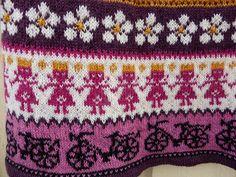 Ravelry: Sofie kjole pattern by Trine Lise Høyseth