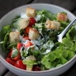 Eat at Home: How to Make Delicious Croutons Out of Old Bread