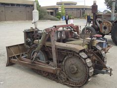homemade tractor | Recent Photos The Commons Getty Collection Galleries World Map App ...