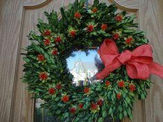 Thanksgiving Wreaths, Autumn Wreaths, Thanksgiving Decorations, Christmas Wreaths, Wreath Fall, Fall Decorations, Twig Wreath, Boxwood Wreath, Square Wreath