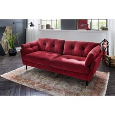 Chesterfield Sofa, Sofa Design, Sofas, Gray Sofa, Recliner, Upholstery, Couch, Furniture, Home Decor