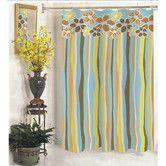 Found it at Wayfair - Mandy Polyester Shower Curtain