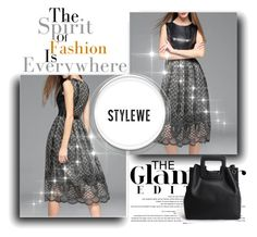 """Stylewe 4"" by ajisa-ikanovic ❤ liked on Polyvore featuring stylewe"
