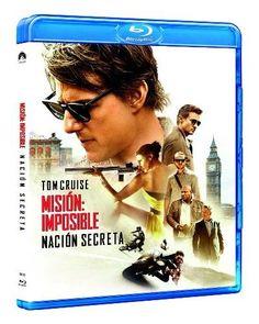 Misión Imposible 5: Nación Secreta (Formato Blu-Ray) 20,95€