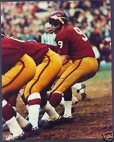 Sonny Jergensen - Washington Redskins