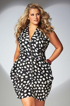 Plus Size Fabulous Dress