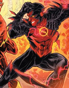 reverse flash new 52 - Google Search