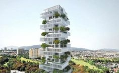 Aumenta el número de edificios sustentables en el D.F