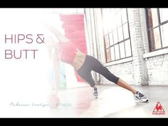 10 Minute Butt and Thigh Workouts at Home - Express Glute & Thigh Toning Routine - YouTube