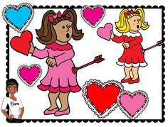 FREE Valentine's Day clipart