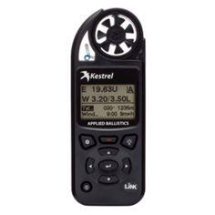 Kestrel 5700AB Elite Weather Meter w/Applied Ballistics + Link - Black