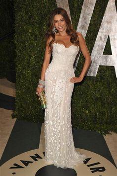 Sofia Vergara always kills it. Vote on your favorite Oscar fashion on Wonderwall.com http://on-msn.com/AAjrmA