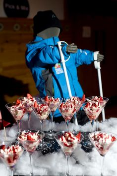 'Cool' desserts at Chill Factore