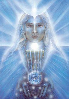 Вишудха чакра (горловой энергетический центр)