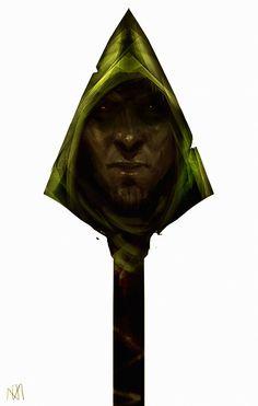 Green Arrow by Nagy Norbert