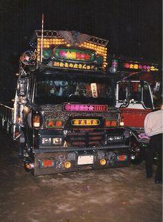 イメージ 2 Japanese Style, Japanese Art, Las Vegas Slots, Truck Art, Japanese School, Nose Art, Skateboard Art, Custom Trucks, Semi Trucks
