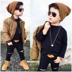 Baby Boy Dress, Baby Boy Swag, Cute Baby Boy Outfits, Little Boy Outfits, Little Boy Fashion, Toddler Boy Outfits, Cute Outfits For Kids, Baby Boy Fashion, Toddler Fashion