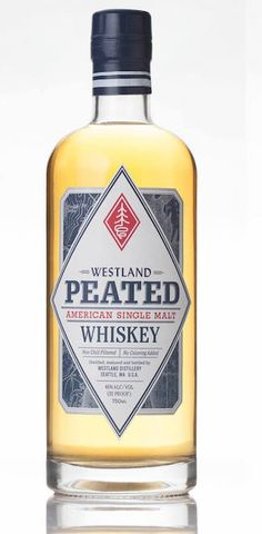 We take a look at the Westland Peated American Single Malt Whiskey, a Pacific Northwest spin on the traditional peated whisky.