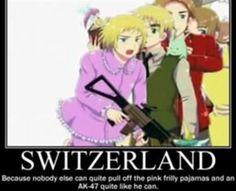 Only Switzerland
