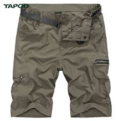 >> Click to Buy << TAPOO 2017 Waterproof Cargo Military Shorts Large Size M-4XL Thin Material For Summer Short Pants Masculino Bermudas Nylon #Affiliate