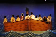the little mermaid jr set | Photo - Share Musical Theatre Photos, Videos, Costume and Sets ...