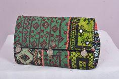 Banjara Clutch Bag Trendy Clutch Vintage Clutch Bag by IndianHippy