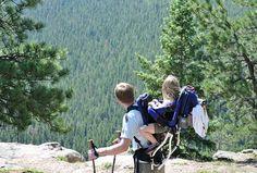 Maxwell Falls Near Evergreen, Colorado | Day Hikes Near Denver - Explore The Best Hiking in Colorado