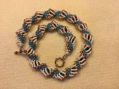 Dutch Spiral Necklace Tutorial - YouTube