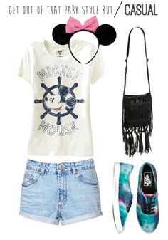 Summer Disney outfit
