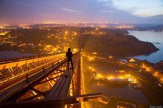 Serial Trespasser Bradley Garrett Takes Insane Photos Of Off-Limits Places