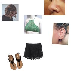 Random by clairebear89 on Polyvore featuring moda, Nightcap Clothing and Aéropostale
