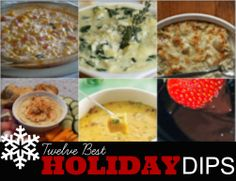 12 Holiday Dips for the Slow Cooker