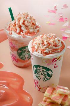 Rouge Deluxe: Starbucks Sakura Collection 2015