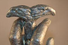 Diez años de misterio en torno al 'águila bicéfala' romana de Lucentum
