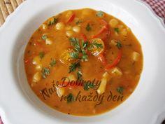 Czech Recipes, Ethnic Recipes, Thai Red Curry, Food, Essen, Meals, Yemek, Eten