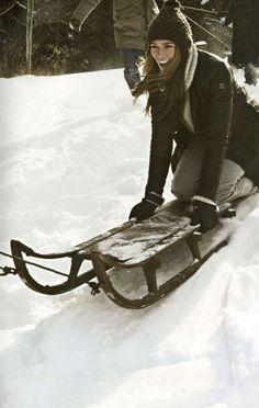Bob sleigh!