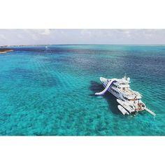 Goals AF  #DJI #Yacht #phantom3 #exumas #drone by drones4life